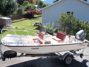 17 Foot 1700 Norwester Whaler Montauk Style