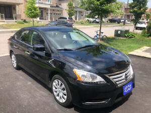 2014 NISSAN SENTRA Auto All Power Option 1 Owner EXCELLENT CAR