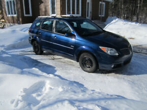 2005 Pontiac Vibe automatique air climatise, full
