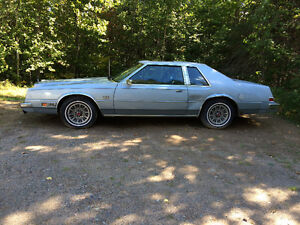 Rare 1981 Chrysler Imperial Coupe