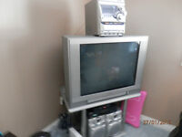 32 inch High definition Toshiba Television with remote