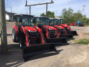 Massey Ferguson 36hp & 42hp Cab Tractors ON SALE!