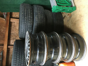 All season tires Stratford Kitchener Area image 1