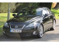 Lexus IS 250 2.5 auto 2010MY F-Sport FULL LEXUS HISTORY+WARRANTY