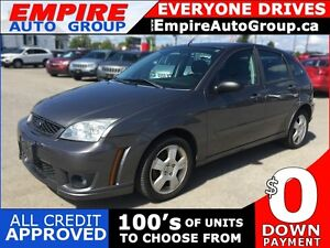 2006 FORD FOCUS ZX5 SES * SUNROOF
