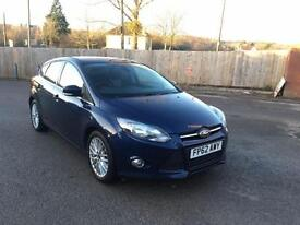 Ford Focus ZETEC TDCI NEW MOT JUST BEEN SERVICED