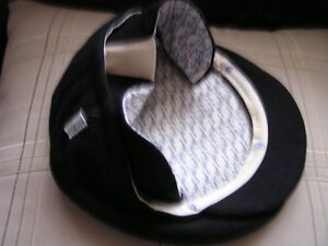 Conte of Florence -wool Dark Blue -tuck away ear flaps-Men West Island Greater Montréal image 3