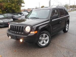 2014 Jeep Patriot North,Navigation,Alloys