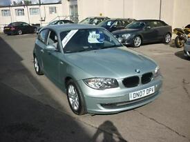 2007 BMW 118 2.0 i SE 143bhp Finance Available
