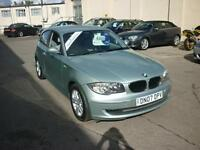 2007 BMW 118 2.0 i SE 143bhp Finance Available