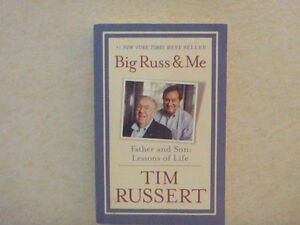 A Collection of Tim Russert books