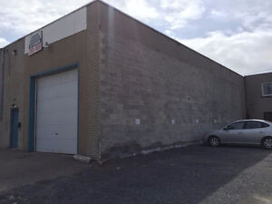 Warehouse Space available near highway 40East