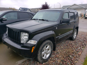 2011 JEEP LIBERTY only 115kms!