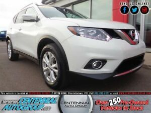 Nissan Rogue SV | AWD | Dual Moonroof | Bluetooth | Heated Seat