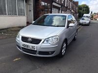 VW Polo 1.4 Match AC in Immaculate Condition