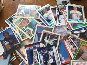 Baseball Collection cards
