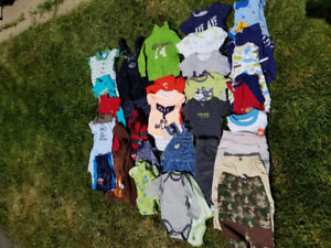 Baby Clothes - Lot H - Size 9-12 Months