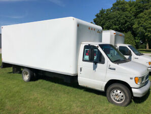1999 Ford Other Superduty Cube Van