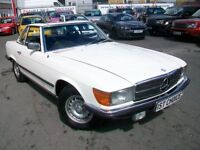 1971 MERCEDES SL350 350 SL SUPERB LOW OWNERSHIP AND LOW RECORDED MILEAGE 1971