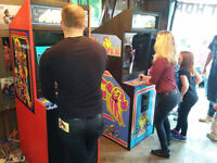 Party Rentals Full size ARCADE MACHINES