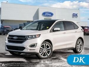 2015 Ford Edge Sport  w/Leather, Nav, Pano Roof & More!
