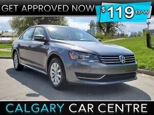 2013 Passat $119B/W TEXT US FOR EASY FINANCING! 587-500-0471