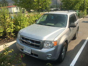 2010 Ford Escape SUV Was $6000, PRICE REDUCED $500