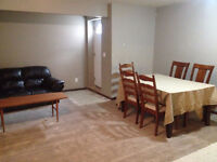 Furnished 2 Bedroom Basement Suite in Panorama (Calgary NW)