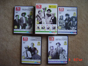 TV GUIDE~Presents 32 Episodes on 4 DVD's