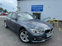 2018 BMW 3 Series 320I SPORT Saloon Petrol Manual