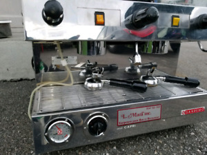 Machine espresso COMMERCIALE
