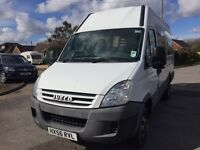 2006 56 Iveco daily 3.0 HPI 6 speed 5 ton DOWNRATED to 3.5 ton 42k miles! 9 seater