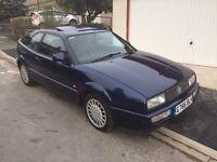 1990 Volkswagen Corrado 1.8 16 valve