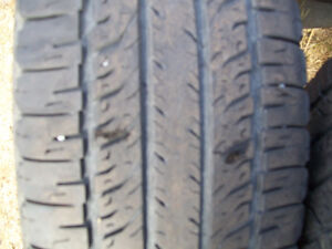 225/65/R17  102T for sale