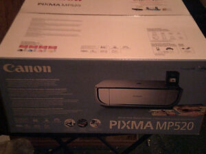 Canon Pixma MP520 New in box.