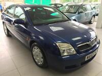 2002 Vauxhall/Opel Vectra 2.2i 16v.5MY LS.full mot 15 service