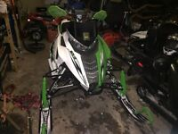 2013 Arctic cat 1100 turbo RR