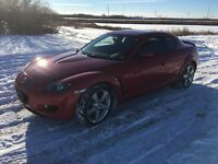 REDUCED 2004 Mazda RX8 Priced to sell Fast!!