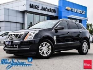 2014 Cadillac SRX Luxury  - Sunroof -  Leather Seats