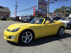 2008 Saturn Sky Red Line 2dr Convertible