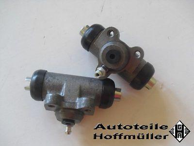 1 Radbremszylinder Wartburg 353  1.3  mit Scheibenbremse vorn  19,05mm