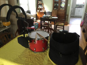 Ludwig Drum, Cow Bell, Cymbal