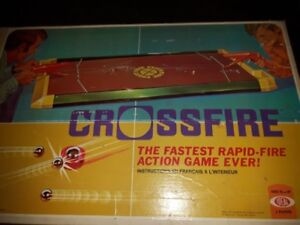 Crossfire Table-top Board Game