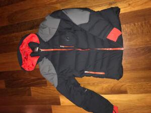 Manteau de ski Spyder homme