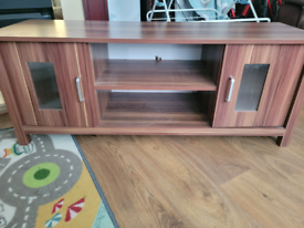Large wooden TV Unit for up to 50 inch TV