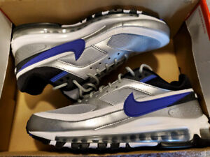 2e4a2d334f08 Brand New Nike Air Max 97 BW size 8.5
