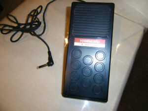 HAMMOND EXP-20 VOLUME PEDAL