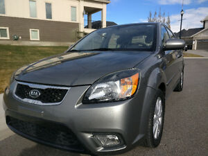 Excellent Condition 2010 Kia Rio 5, Low Kms, Upgraded Features!