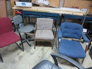 FREE CHAIRS AS SHOWN