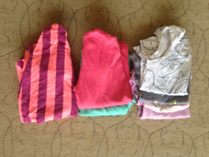 Toddler Girl spring-Summer Clothes Lot - 3T